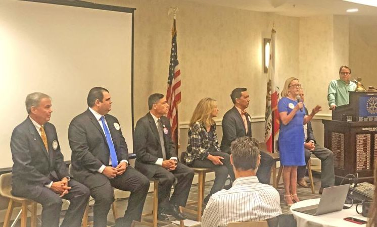 Manhattan Beach city council candidates talk short-term rentals, TOT and public safety at private forum